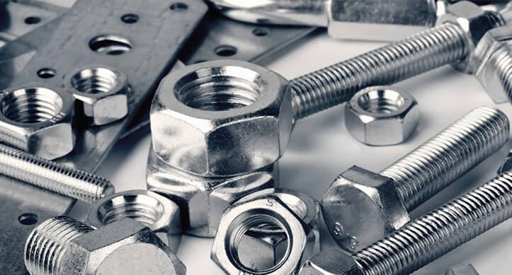 What is grade 316Ti stainless steel fasteners?