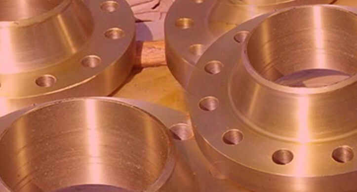 Copper 16.5 Flanges