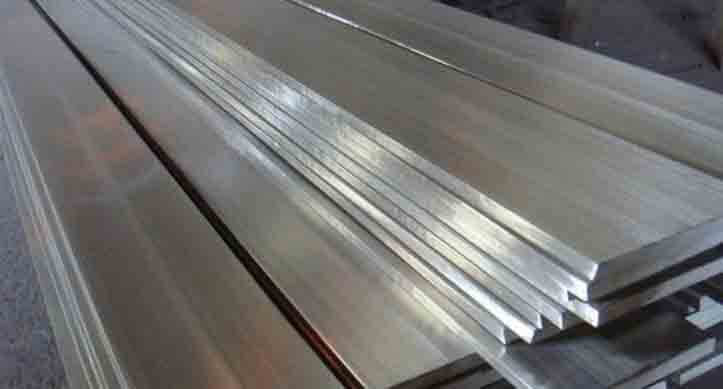Alloy Flat Rods
