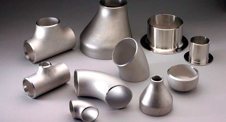 Aluminium Seamless Pipe Fittings