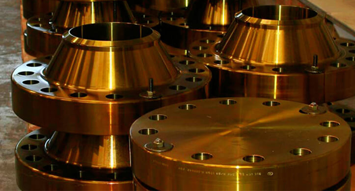 Cupro Nickel Alloy 90/10 Flanges