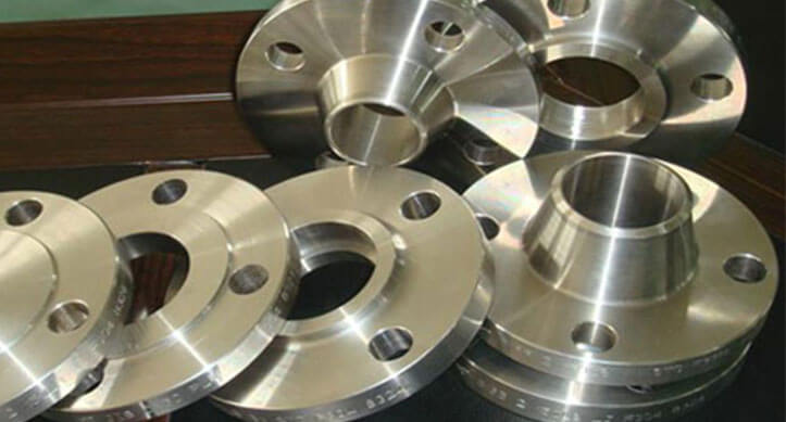 Steel 316H Flanges