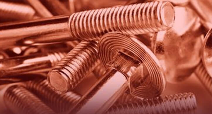 Copper Fasteners Manufacturer
