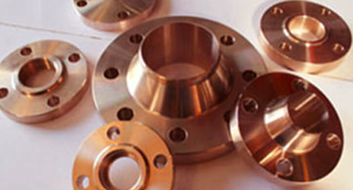 Copper Nickel 16.5 Flanges