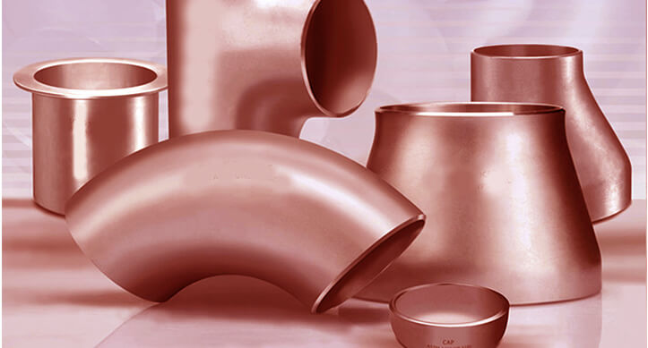 Copper Welded Pipe Fittings