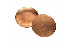 Copper Nickel 70/30 Cold Rolled Circle