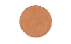 Copper Nickel 70/30 Hot Rolled Circles