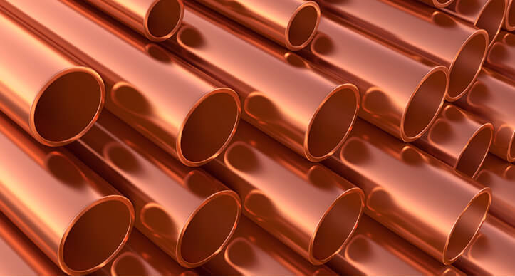 Copper Nickel 70/30 Pipe & Tube Manufacturer