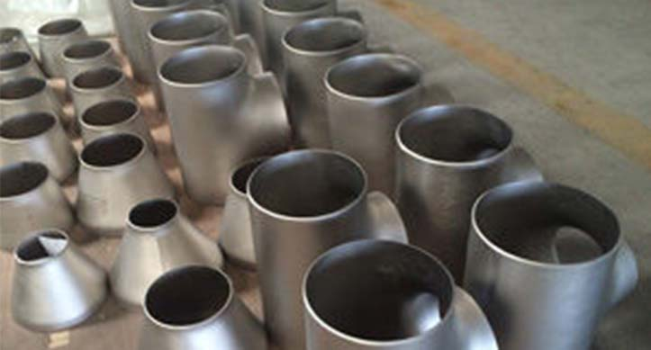 Inconel 600 Welded Pipe Fittings
