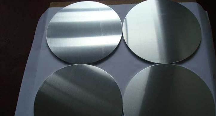 Monel Alloy K500 Circle