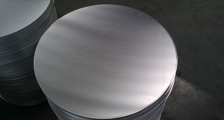 Stainless Steel 347H Circle