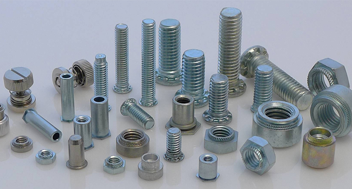 Stainless Steel 347H Fasteners