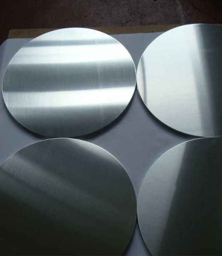 Stainless Steel 347 Circle