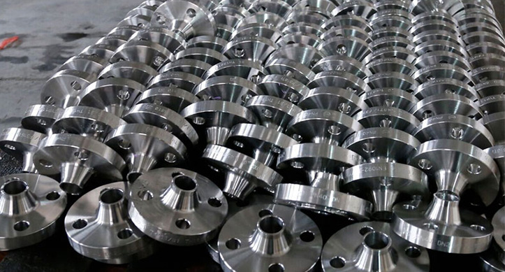 Ti Alloy GR.2 Flanges
