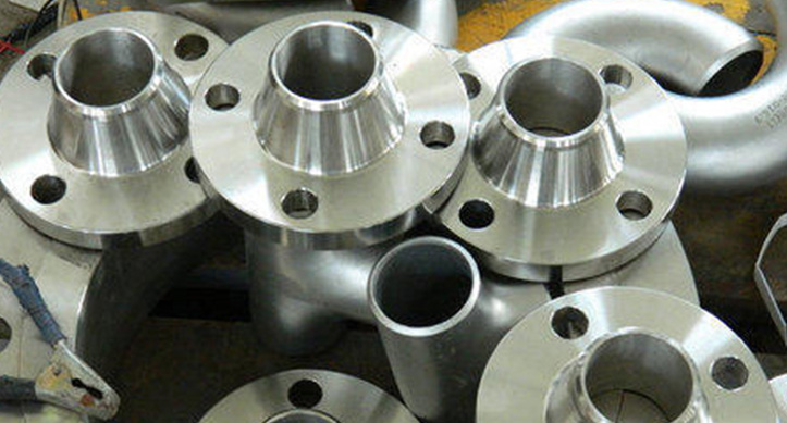 Ti Alloy GR.5 Flanges